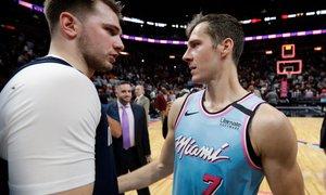 Dončić, Dragić in Čančar začenjajo novo sezono lige NBA, prvi favoriti Lakersi