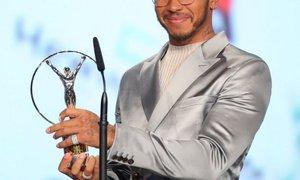 'Mrtvi tek' Messija in Hamiltona za nagrado laureus, dobitnica tudi Bilesova