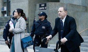Eno leto po Weinsteinovi obsodbi: kaj se dogaja danes?