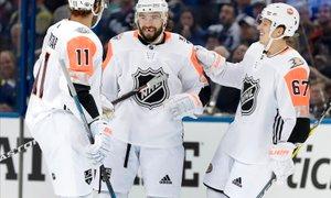 Anže Kopitar že petič v družbi NHL-zvezdnikov