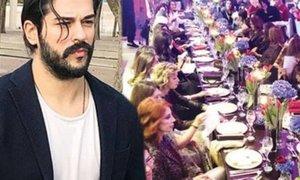 Burak na večerji z 80 ženskami, cena: 500.000 evrov