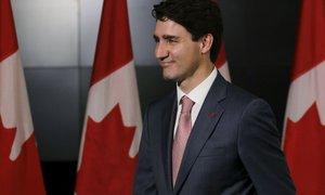 Zmaga liberalcem, 'še štiri leta' Justina Trudeauja