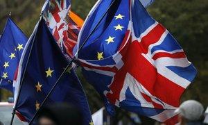 Trije britanski ministri pozivajo: 'Če ne bo dogovora, preložite brexit'