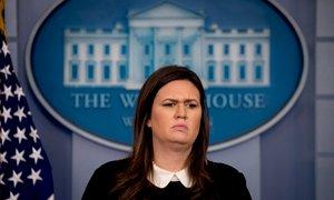 Sarah Sanders dobila službo na Fox News