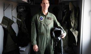 Prvi Slovenec, pilot vojaškega letala C-17 Globemaster III