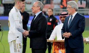 Predsednik Atletica: Liga prvakov? To bi lahko bilo naše leto