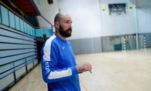 Kavtičnik: Nazadnje smo imeli takšno vzdušje ob srebrni medalji na domačem EP