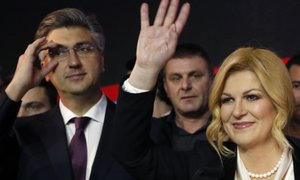 Predaja predsedniškega stolčka bo na Hrvaškem potekala z manjšim pompom kot ...