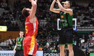 Španska košarkarska liga se bo dokončala v Valencii, kamor bo povabljenih 12 ...