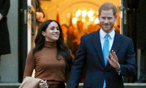Harry in Meghan bosta brez kraljevega naziva in javnega denarja