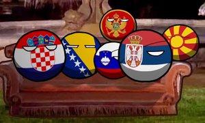 Parodija nekdanjega jugoslovanskega 'prijateljstva'