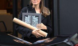 Angelina Jolie jezna zaradi Bradovega govora ob prejemu nagrade SAG