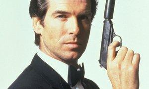 Pierce Brosnan o vlogi agenta 007: Nekatere scene so bile za lase privlečene