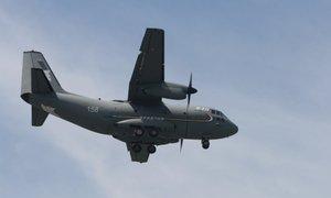 Slovenska vojska v nakup transportnega letala Spartan