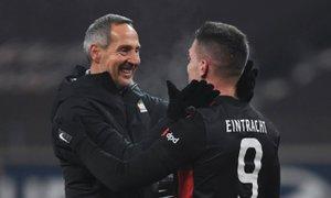 Hütter bo zamenjal Roseja pri Borussii Mönchengladbach
