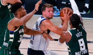 Moči meri prihodnost NBA, Dončić proti Antetokounmpu