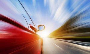 'Vožnja 260 kilometrov na uro pomeni poskus samomora'