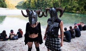 Negotova prihodnost za festivale na Tolminskem