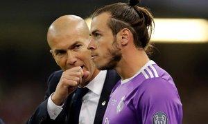 Zidane: Bale ostaja! Načrtoval sem, da bo v začetni postavi ne glede na ...