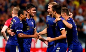 Maribor z drugo zmago gladko v nadaljevanje kvalifikacij Lige prvakov