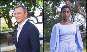 Temnopolta igralka prevzema legendarno tajno številko 007?