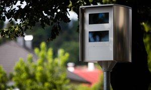 V Ljubljani dve novi lokaciji stacionarnih radarjev