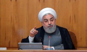 ZDA pošiljajo vojake, Iran z načrtom za umiritev razmer