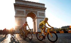 Direktor francoske pentlje: Toura brez gledalcev ne bo