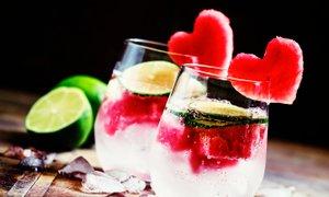 Gin tonik z lubenico je hit pijača tega poletja