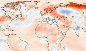 Se je globalno segrevanje ustavilo?