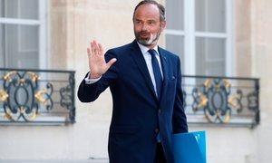 Odstopil francoski premier Edouard Philippe