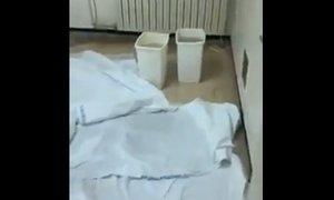 Meteorna voda zalila prostore celjske bolnišnice