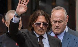 Johnny Depp naj bi Heardovi prepovedal nastopanje v prizorih z veliko golote