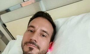Plesalec Miha Perat prestal operacijo: S poškodbo sem se soočal že več let