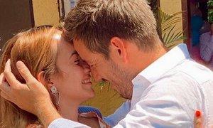Presenečenje: nesojeni slovenski ženin Juan Diego bo postal očka
