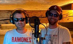 Gregor Skočir in Tomi Meglič skupaj v studiu: Bil je skrajni čas