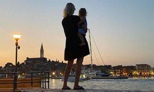 Bizovičarjeva izbranka Anela Šabanagić objavila redke hčerkine fotografije