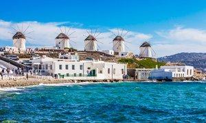 EU svari pred obiskovanjem priljubljenih grških otokov