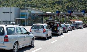 Za slovenske državljane prestopanje meje sproščeno