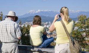 V prestolnici tuji turisti zapravili največ, na dan okoli 249 evrov