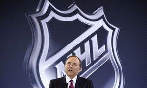 Šef lige potrdil: nadaljevanje sezone NHL s 24 ekipami v dveh mestih