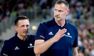 Osmi zaporedni poraz 'zlatih' košarkarjev: Slovenci visoko izgubili v Turčiji