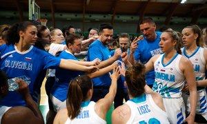 Košarkarice začele s projektom EuroBasket