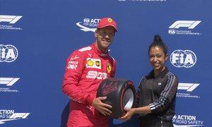 Formula 1: v Singapurju prvič letos slavil Vettel