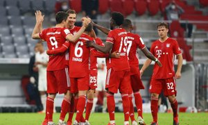 Anketa AIPS: Bayern bo v finalu Lige prvakov boljši od Atletica