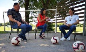 Miran Pavlin v 9. delu Fuzbala: Nismo majhen nogometni narod