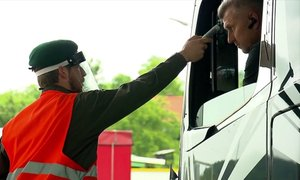 Avstrija znova uvedla zdravstvene kontrole na meji