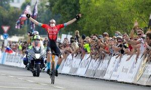 Matej Mohorič drugič v karieri državni prvak