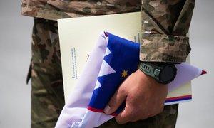 Znani so postopki za necepljene pripadnike Slovenske vojske