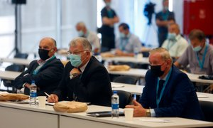 Na kongresu DeSUS boj med tremi kandidati: 'To je kongres resnice, popravnega ...